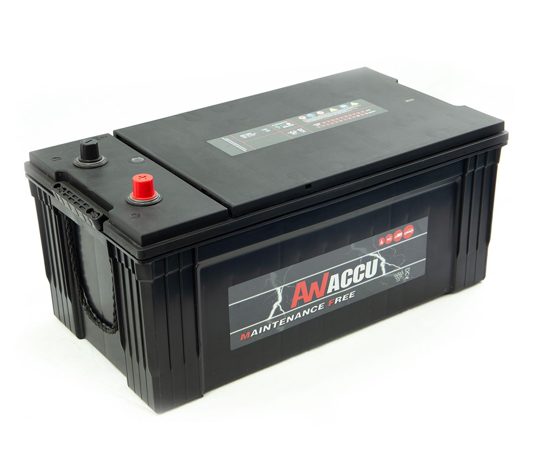 58035 AW Accu Topline SMF startaccu 12V 85Ah(20hrs) 720